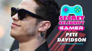 Pete Davidson built a gaming arcade in his basement [Video]
