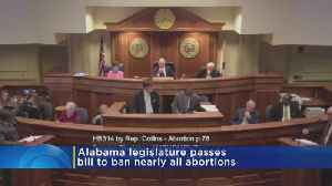 National Headlines: Alabama Abortion Ruling, Alaska Plane Crash & More [Video]