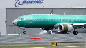 News video: Boeing Says They'e Received No New Orders In A Month