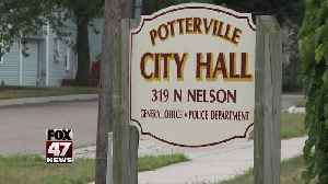 Former Potterville city manager, son, charged in misconduct investigation [Video]