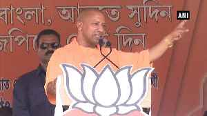 Changed timing of Muharram procession, not Durga Puja: UP CM Yogi in Bengal [Video]