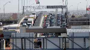 U.S. Plans to Send Transportation Security Staff to U.S.-Mexico Border [Video]