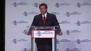 Gov. DeSantis speaks at Governor's Hurricane Conference (11 minutes) [Video]