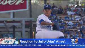 Dodgers Beat Padres After Arrest Of Pitching Star Julio Urias [Video]