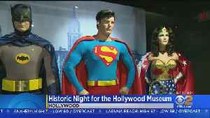 Batman Gets The Spotlight In New Hollywood Museum Exhibit [Video]