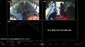 Willowick police release video inside bus when car hit two children [Video]