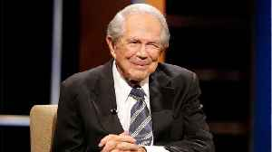 Pat Robertson Preaches Fire and Brimstone Against The Equality Act [Video]
