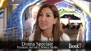 WarnerMedia Teams with Xandr to Guarantee Advertising Outcomes, Donna Speciale [Video]