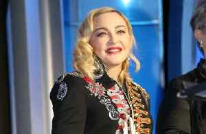 News video: Madonna fighting for human rights at Eurovision