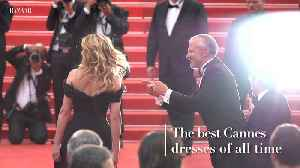 The best dresses from Cannes of all time [Video]