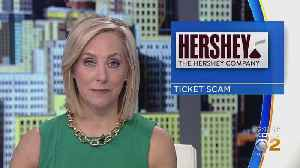 Hersheypark Warns Ticket Seekers About Scam On Social Media [Video]