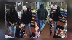 Police Search For Armed Robbery Suspect Targeted Lanham Gas Station Twice [Video]