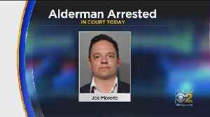 Alderman Moreno Charged With Obstruction, Insurance Fraud [Video]