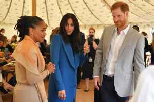 Prince Harry 'adores' mother-in-law Doria Ragland [Video]