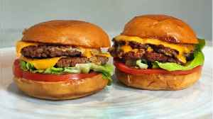 News video: Plant-Based Meat Is Taking Over At Fast Food Chains