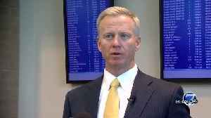District Attorney George Brauchler discusses formal charges for STEM School shooting suspects after court [Video]