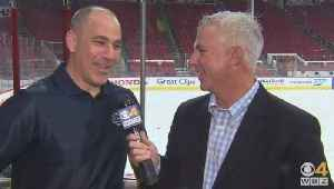 News video: What Do Bruins Need To Do Thursday Night To Complete Sweep Carolina Hurricanes?