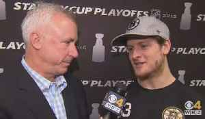 Bruins' Torey Krug On Game 4, Tuukka Rask & Taking Beatings During Stanley Cup Playoffs [Video]