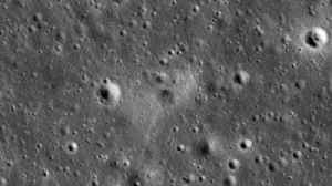 News video: NASA Orbiter Spots Israeli Spacecraft That Crashed On The Moon