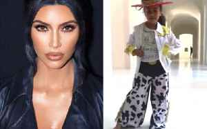 Kim Kardashian and North West Make 'Old Town Road' Video [Video]