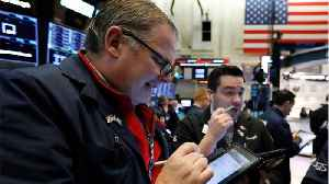 Markets On Wall Street End The Day Trading Up [Video]