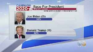 News video: Poll Shows Biden Has Big Lead Over Rivals For Democratic Nomination
