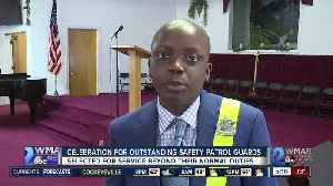 Two Glen Burnie students named outstanding safety patrollers [Video]