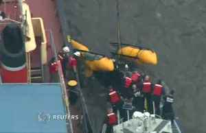 Two injured in NYC helicopter crash: NYPD [Video]