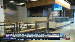Cross Street Market business reopenings delayed by ransomware attack [Video]