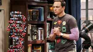 News video: Why Jim Parsons Turned Down A 13th Season of 'Big Bang Theory' | THR News