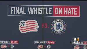 Final Whistle On Hate: Revolution, Chelsea FC Fight Anti-Semitism [Video]