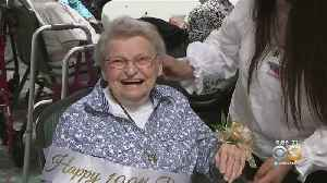 Cherry Hill Nursing Home Celebrating 6 Residents Turning At Least 100 Years Old [Video]