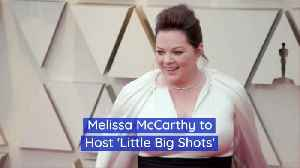 Melissa McCarthy Will Be On 'Little Big Shots' [Video]