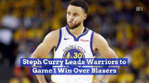 Steph Curry Lands A Great Start In The Western Conference Finals [Video]