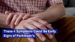 News video: The Early Signs Of Parkinson's
