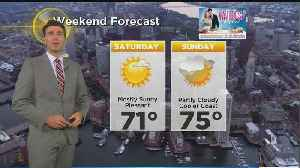 WBZ Evening Forecast For May 15 [Video]