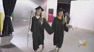 Mother And Daughter Graduate College Together [Video]