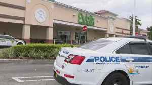 Publix Customer Injured When Gun Belonging To Off Duty Miami Police Officer Is Accidentally Fired [Video]