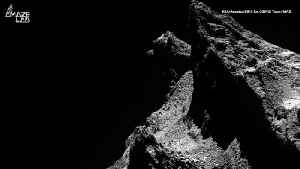 Can You Spot the Cat in This Image of a Comet? [Video]