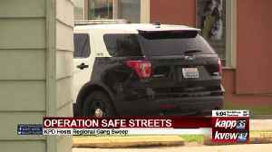 KPD hosts Operation Safe Streets [Video]