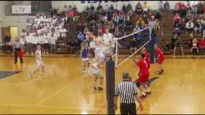 BCIAA Boy's Volleyball Finals Highlights [Video]