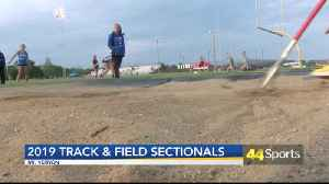 Memorial Wins Mt. Vernon Track & Field Sectional [Video]