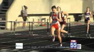 High School Track: Northrop Takes Sectional Title [Video]