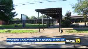 Parents Fear Closure Of North Street Elementary [Video]