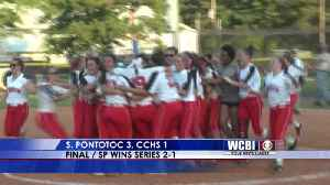 South Pontotoc Wins 3A Fast-Pitch Title [Video]