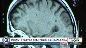 Talking to your kids about mental health awareness [Video]