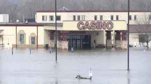 Flooding cuts casino rake for city revenues [Video]
