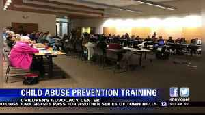 Children's Advocacy Center of Jackson County offers free child sexual abuse training [Video]