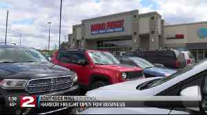 Harbor Freight opens, bringing 20 jobs to Oneonta [Video]