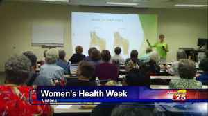 National Osteoporosis Month [Video]